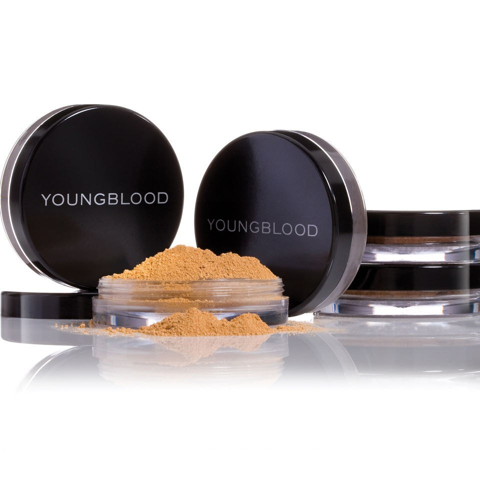 Youngblood Natural Mineral Loose Foundation - Soft Beige