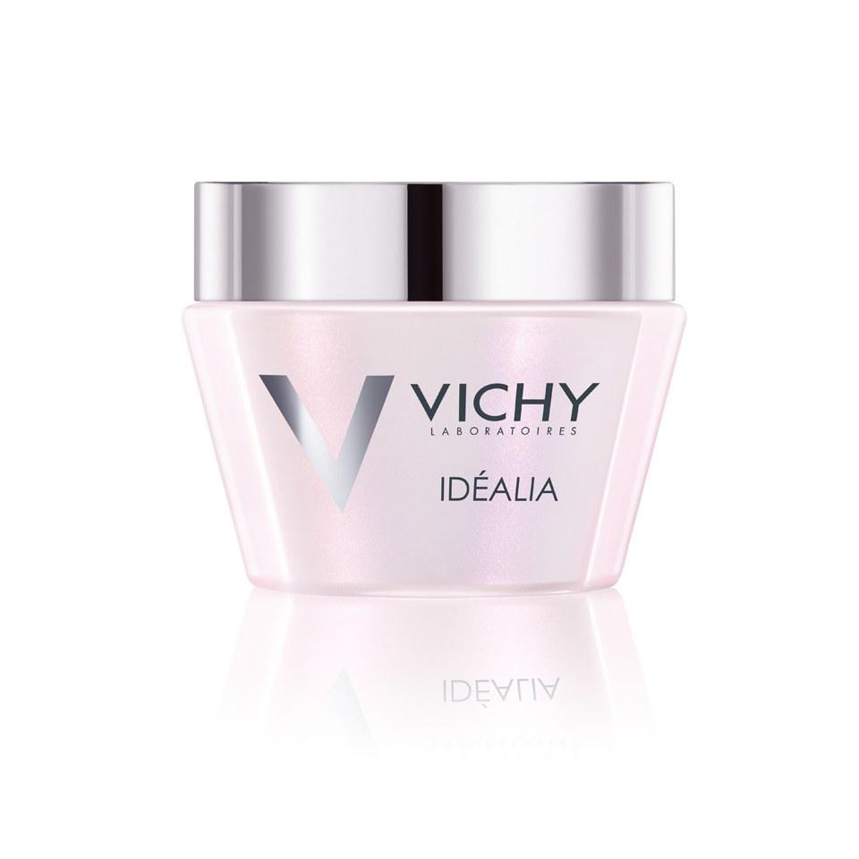 Vichy Idealia crema iluminadora alisadora piel seca 50ml