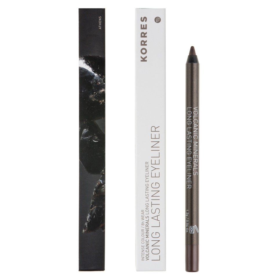 Korres Colour Volcanic Minerals Eye Pencil - 05 Olive Green