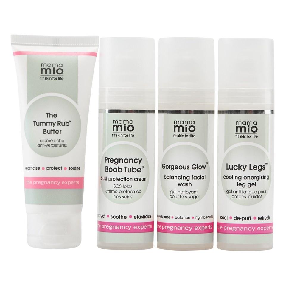 Kit esencial para mujeres embarazadas Mama Mio Skincare