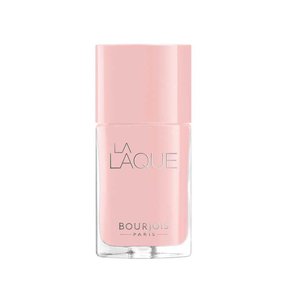 Bourjois La Laque Nail Varnish - Chair Et Tendre 02 (10ml)
