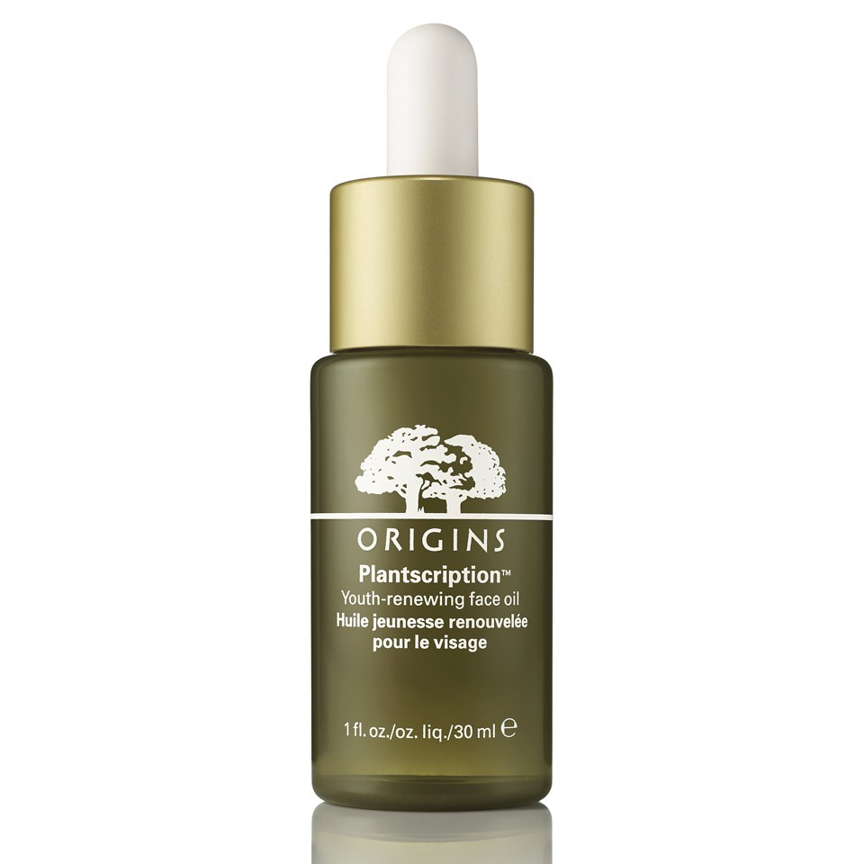 Aceite facial rejuvenecedor Origins Plantscription (30ml)