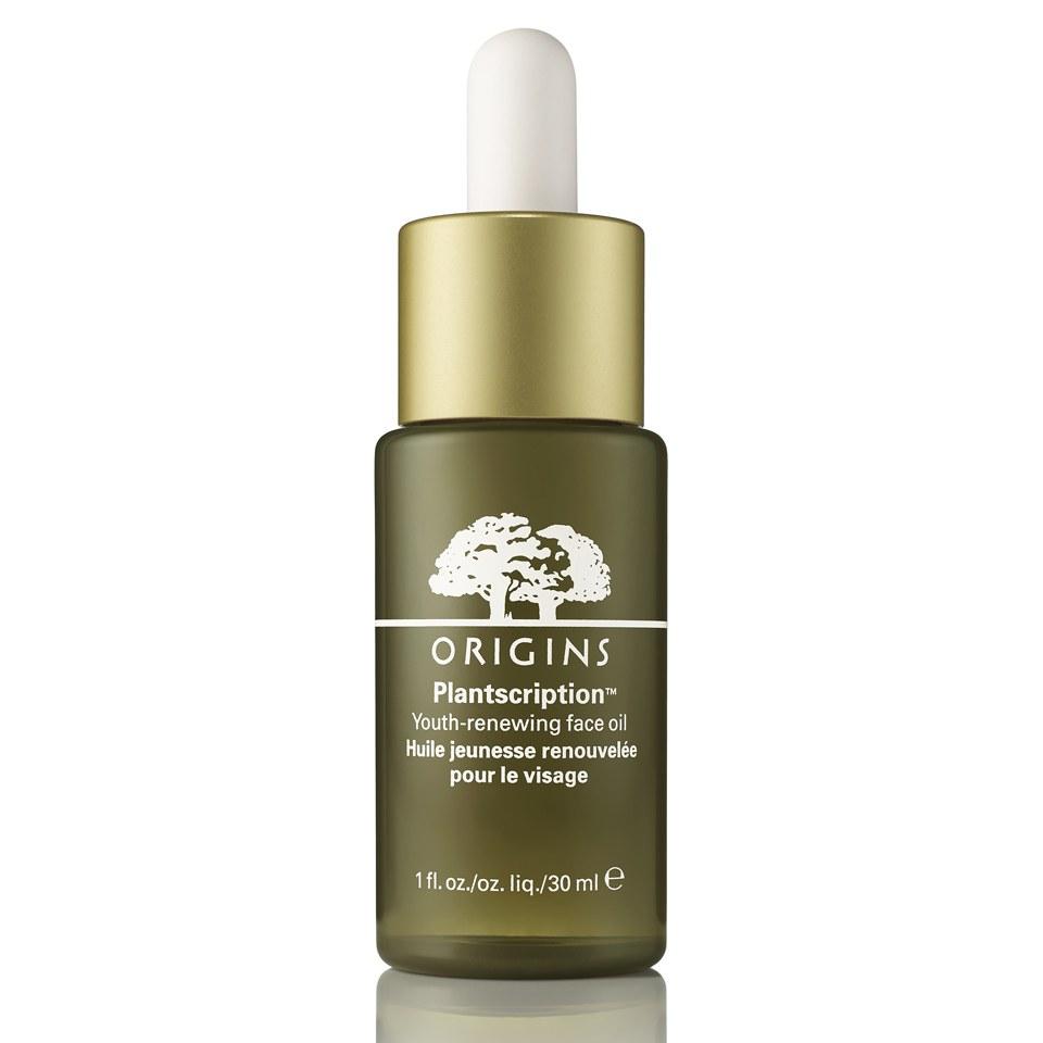 Aceite facial rejuvenecedor Origins Plantscription (30ml)