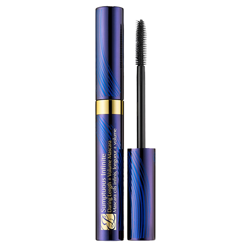 Estee Lauder Sumptuous Infinite Daring Length + Volume Mascara in Black