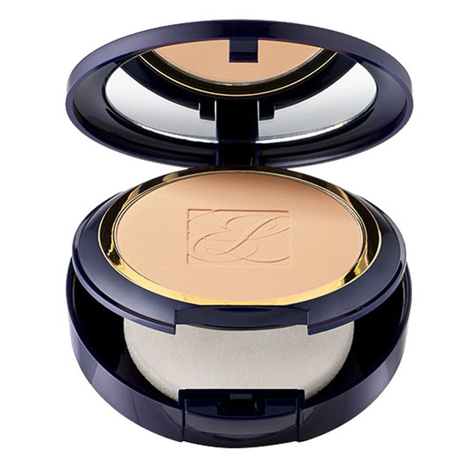 Estee Lauder Double Wear Stay-in-Place Powder Makeup in 1C1 Cool Bone