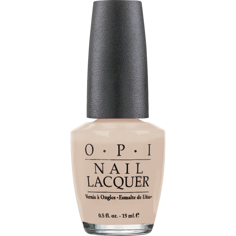 OPI Soft Shades Nail Lacquer - Samoan Sand (15ml)