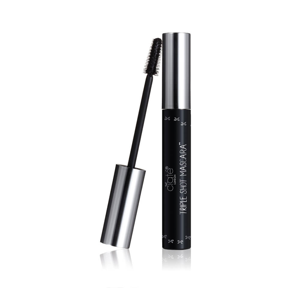 Ciate London Triple Shot Mascara - Triple Black