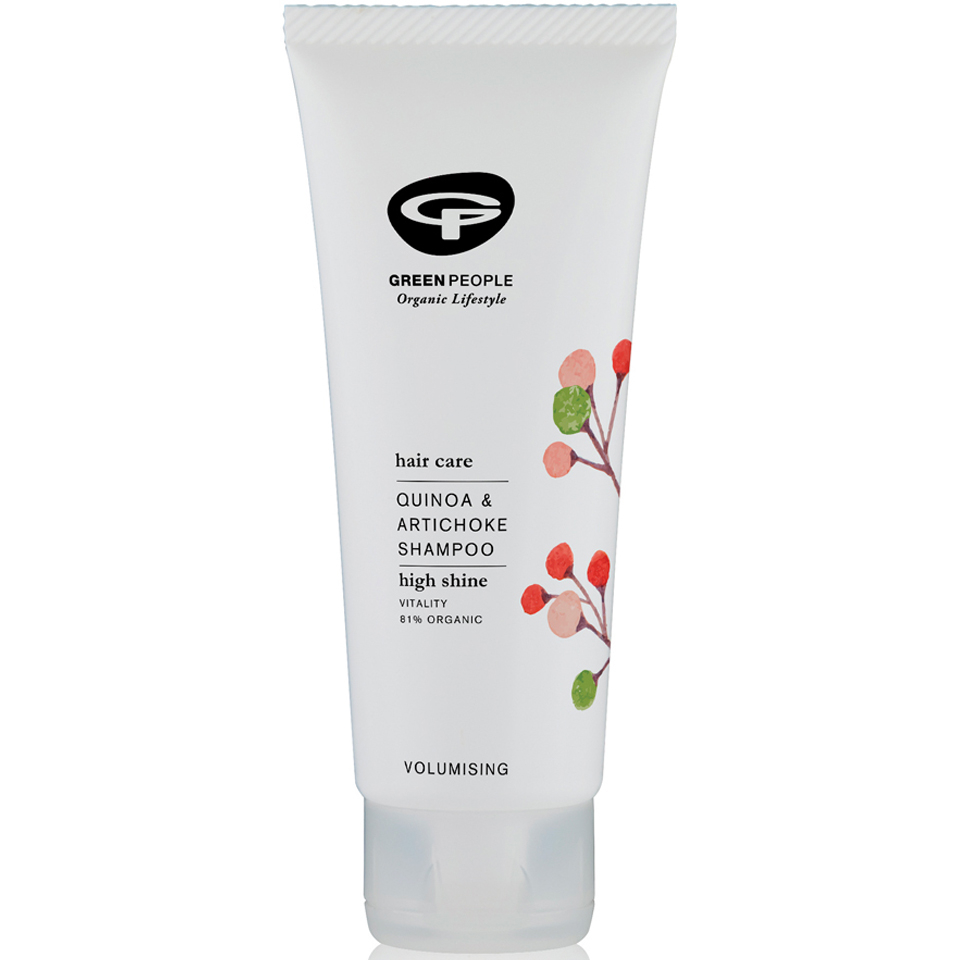 Green People Quinoa & Artichoke Shampoo (100ml)