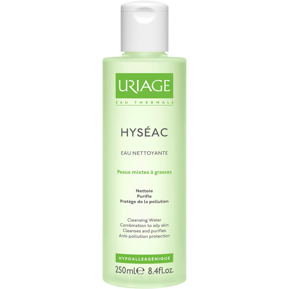 Agua Limpiadora Uriage Hyseac (250ml)