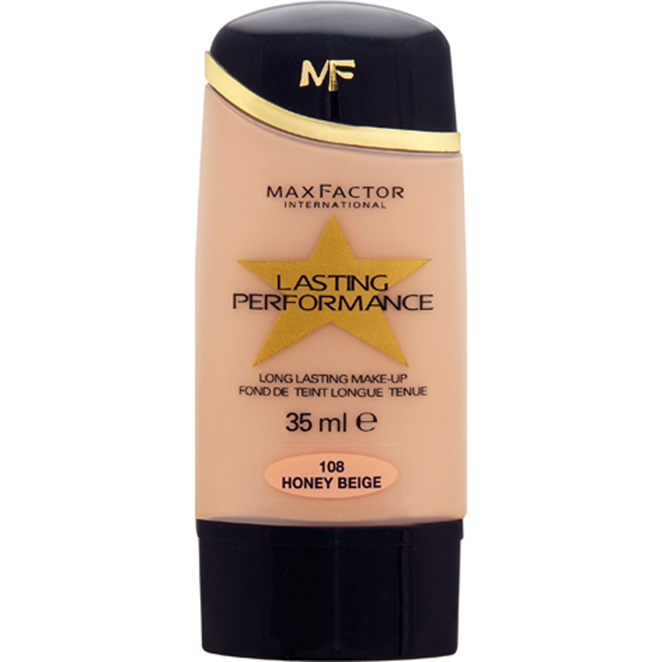 Max Factor Lasting Performance Foundation - Natural Beige