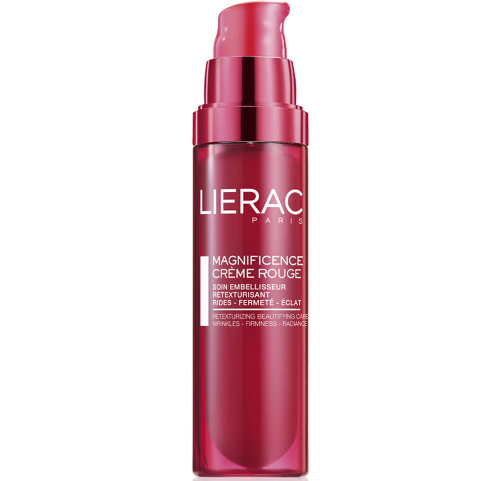 Crema Retexturizante Lierac Magnificence Red Cream Beautifying Care (50ml)
