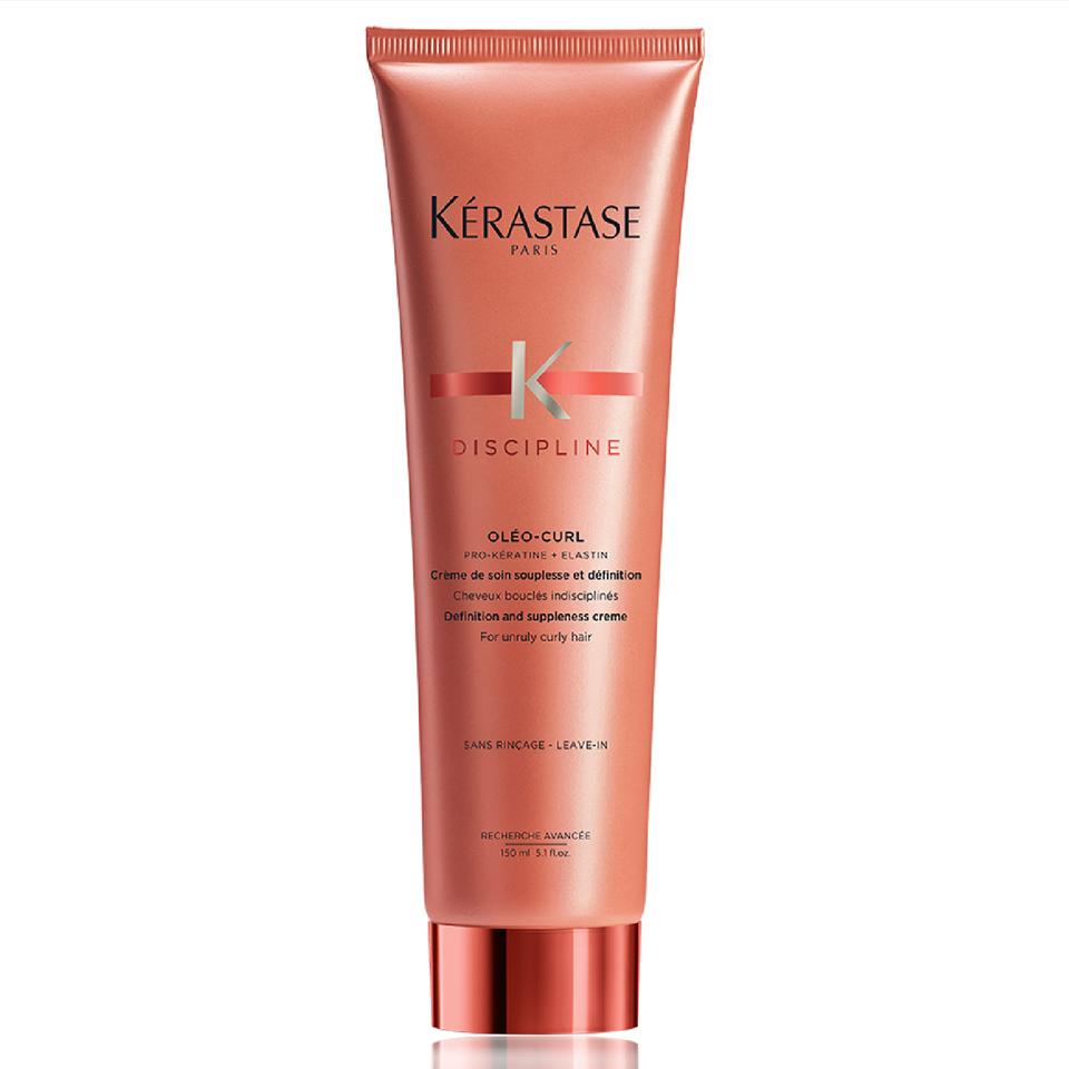 Crema para Cabello Rizado Kerastase Discipline Curl Ideal Oleo Curl (150ml)