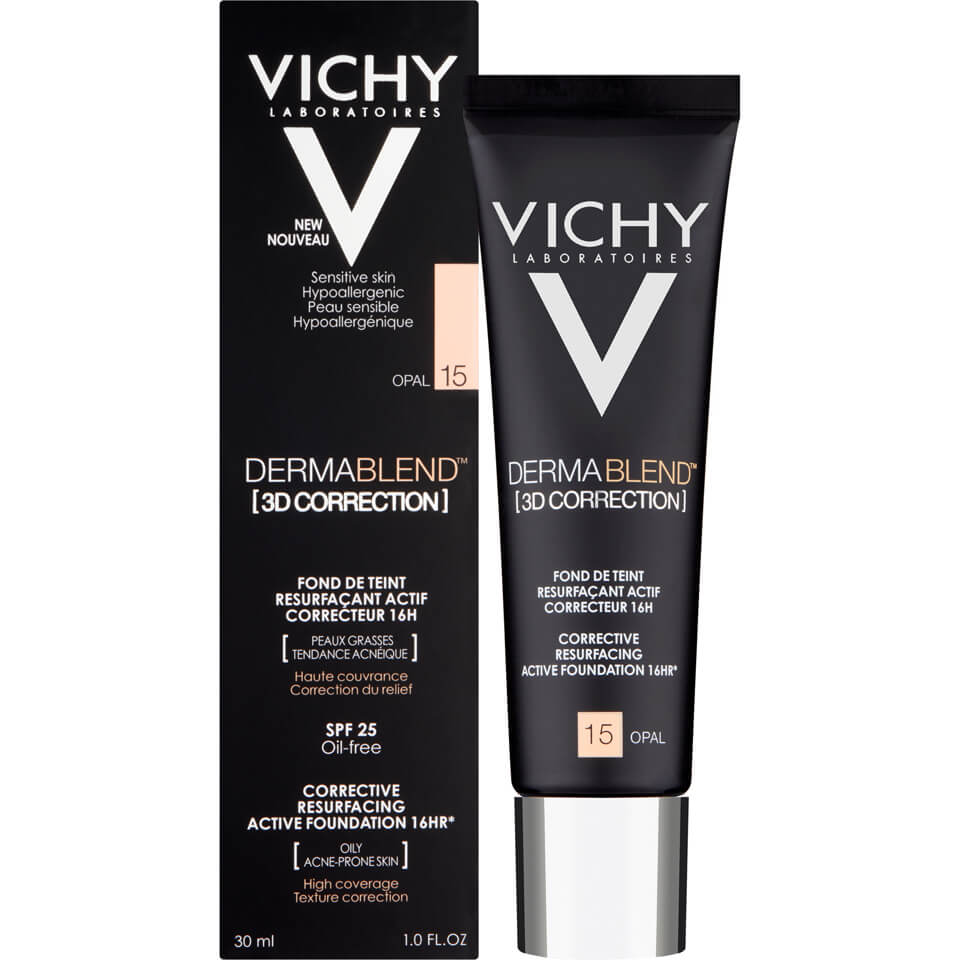 Vichy Dermablend 3D Correction Foundation - Opal 30ml