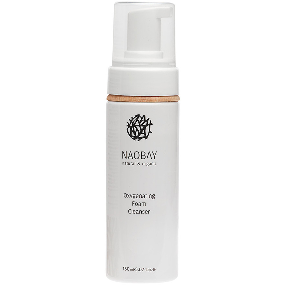 Espuma Limpiadora Oxigenante Facial NAOBAY (150ml)