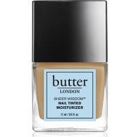 butter LONDON Sheer Wisdom Nail Tinted Moisturiser 11ml - Medium