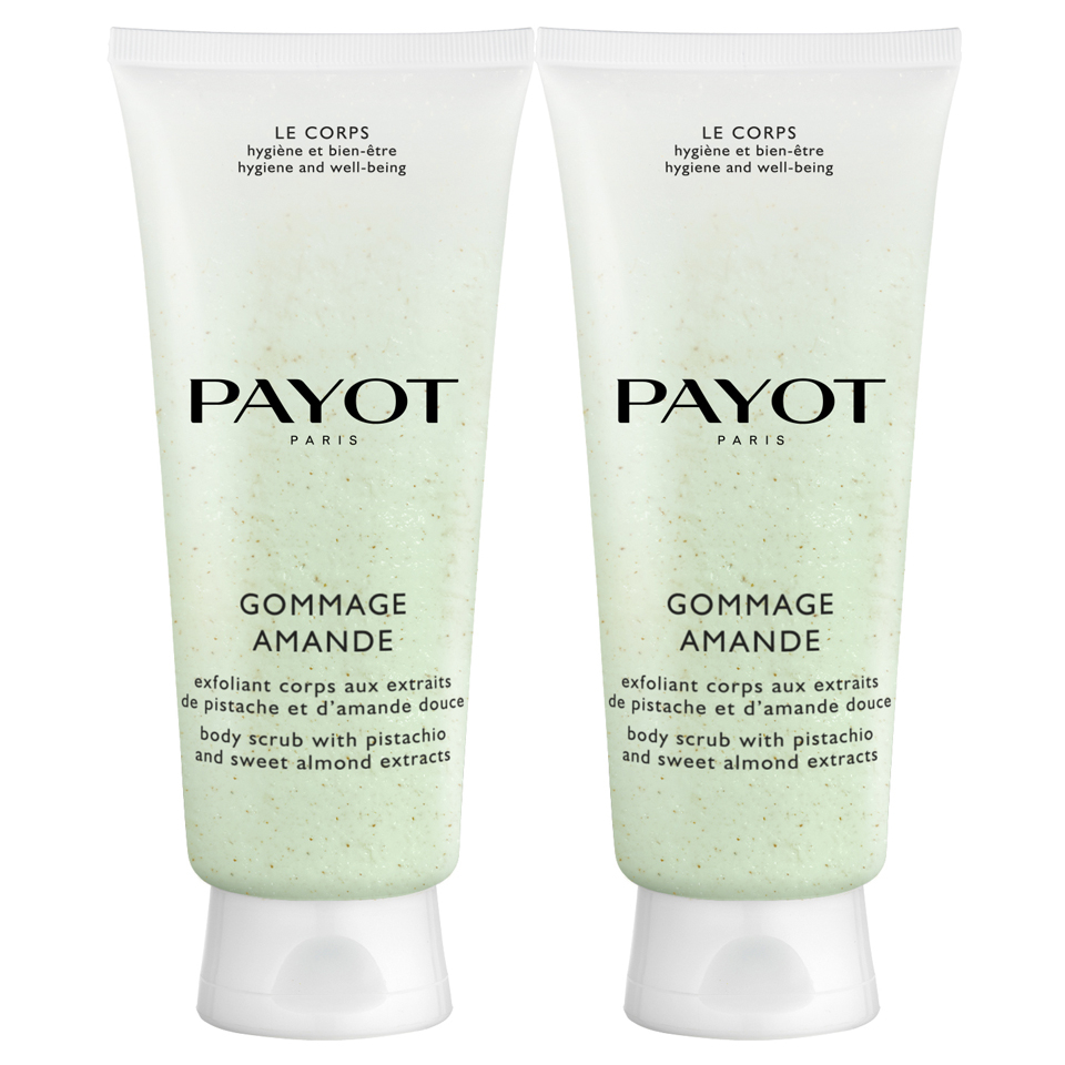 PAYOT Gommage Amande Body Scrub Duo 200ml