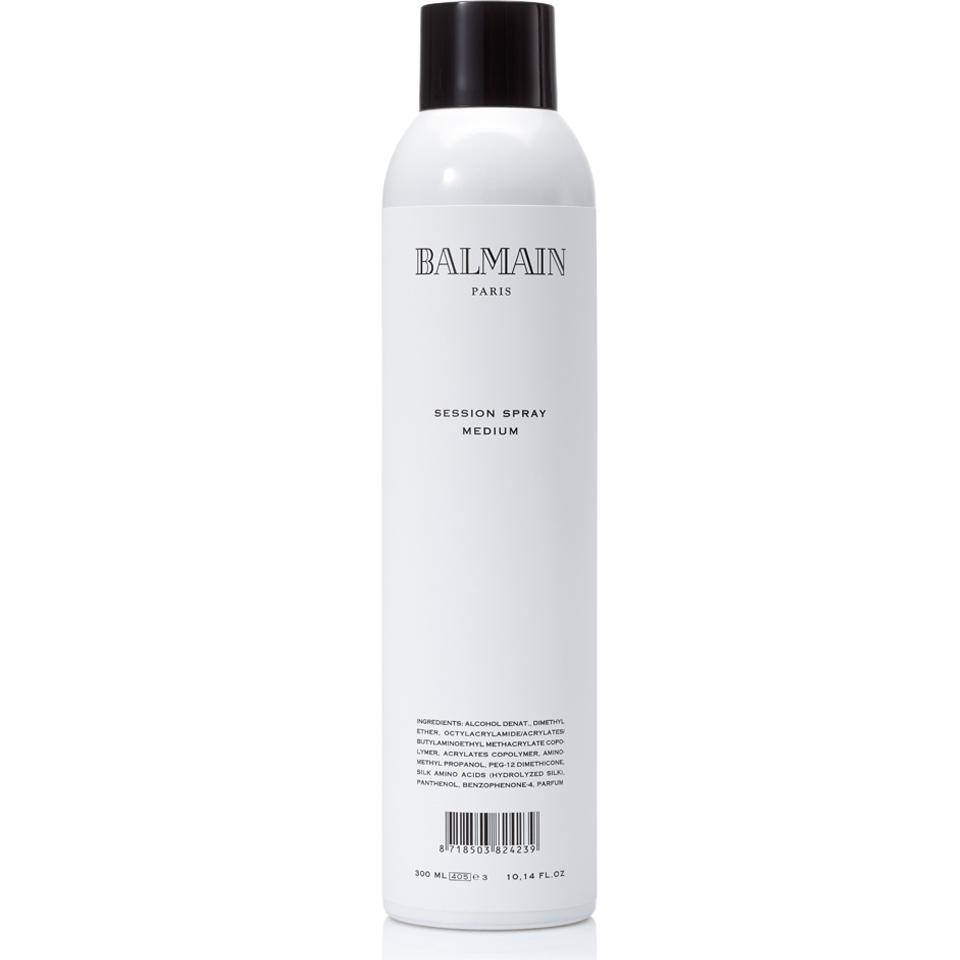 Laca de Pelo Balmain Hair Session Medium - Fijacion Media (300ml)