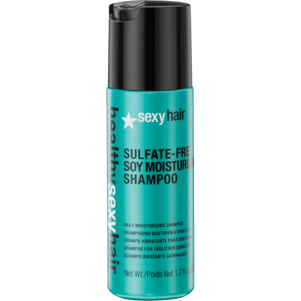 Sexy Hair Healthy Soy Moisturizing Shampoo 50ml