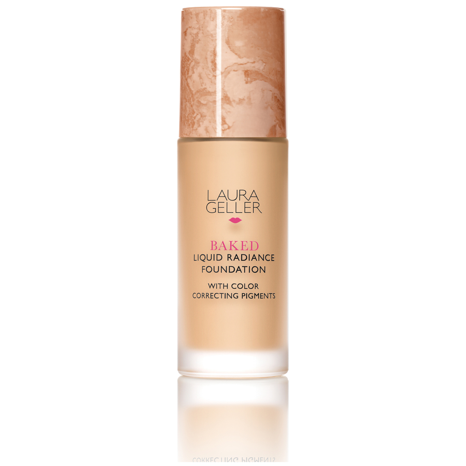 Laura Geller Baked Liquid Radiance Foundation 30ml - Sand