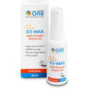 D3 Max Oral Spray - 30ml