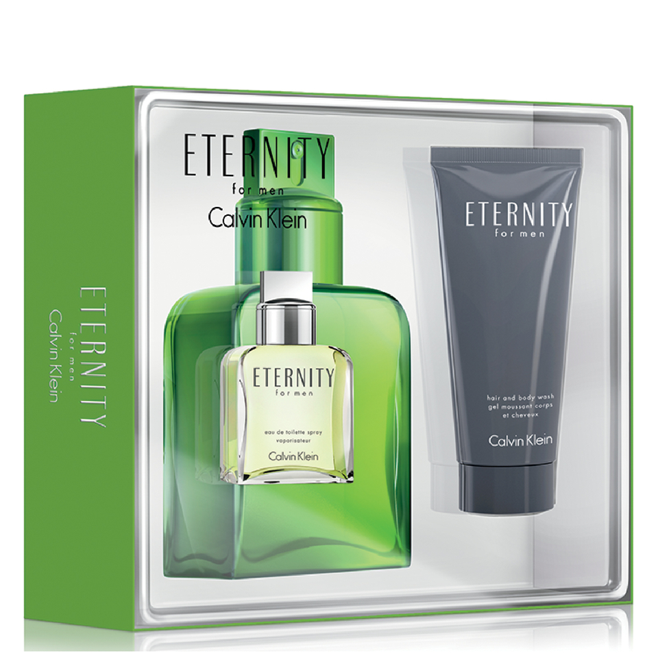 Calvin Klein Eternity para hombre Aftershave Xmas Coffret 2016