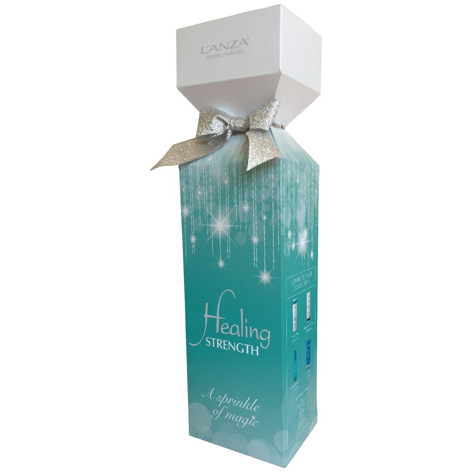 L'Anza Healing Strength White Tea Shampoo and Manuka Honey Conditioner