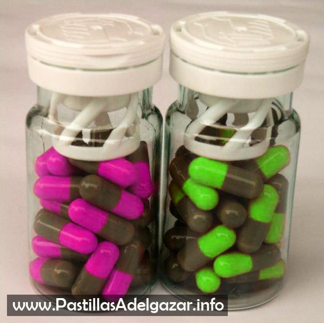 pastillas brasileñas adelgazar