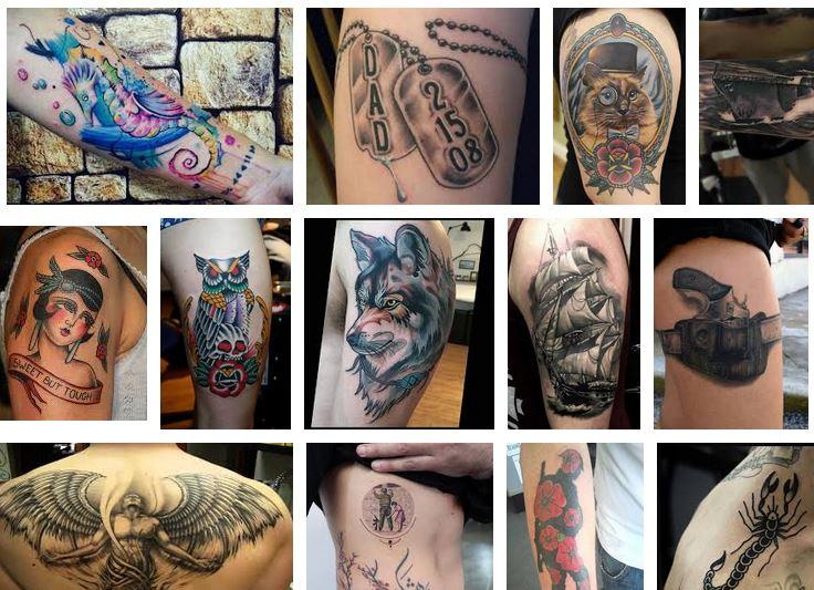 tatuajes fuerzas armadas