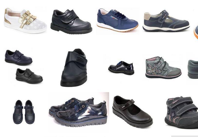 zapatos pabloski para niño niña