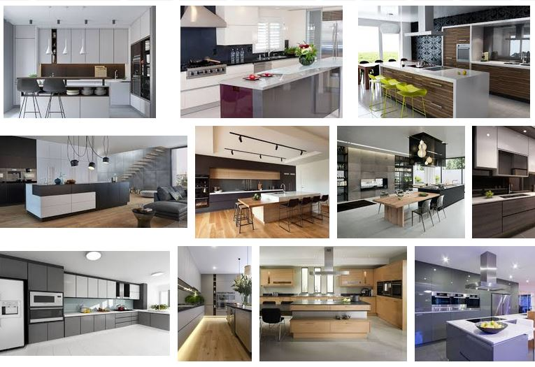 comprar cocina diseño moderno decoracion interiores