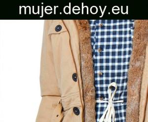 moda abrigos mujer