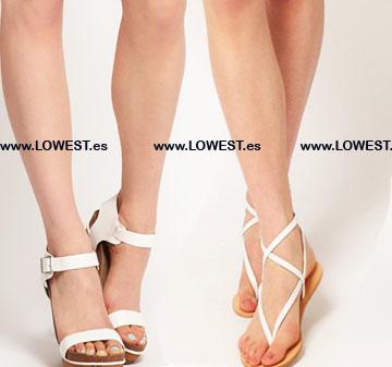 zapatos de verano