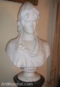 jade marmol escultura