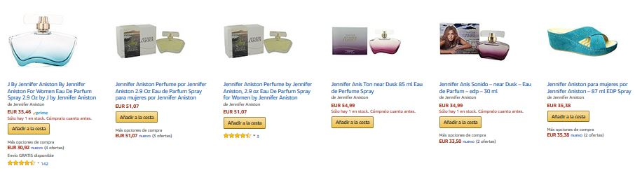 perfume jennifer aniston notizalia