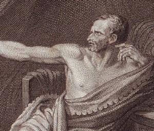 estampas grabados filosofos