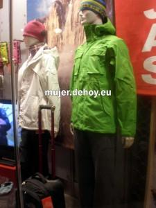 chaquetas invierno esquiar