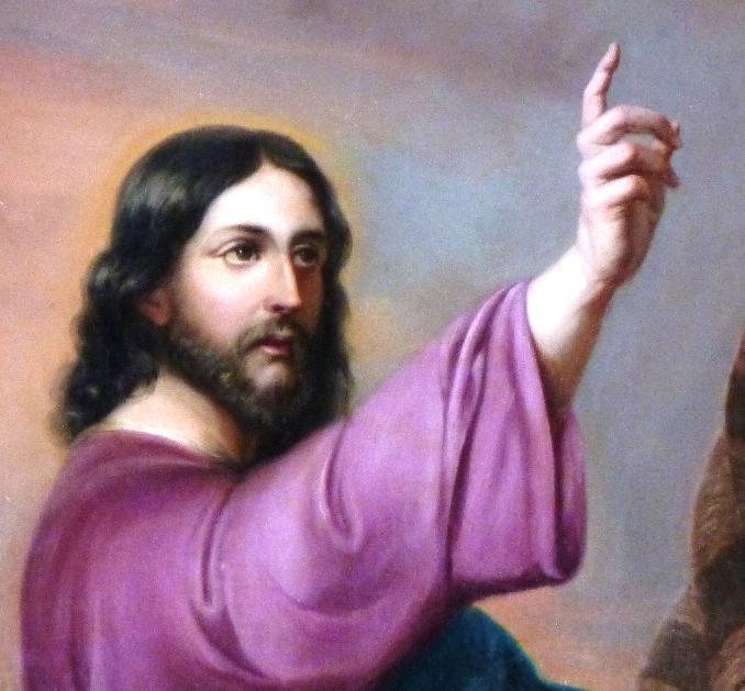 jesus cuadro famoso