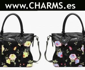 bolsos fornarina flores
