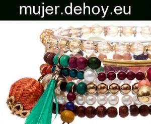 pulseras hippies moda