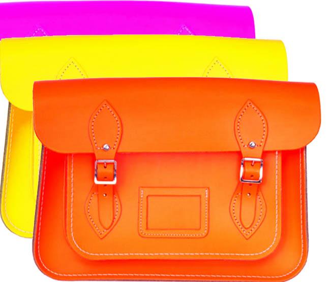 bolsos colores verano