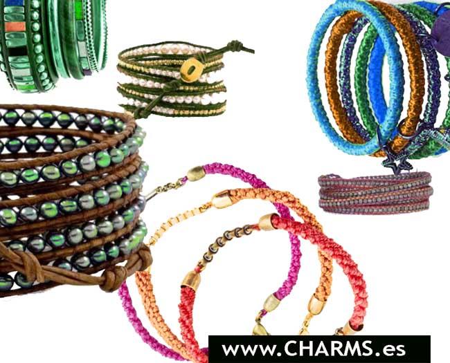 pulseras moda verano 2012