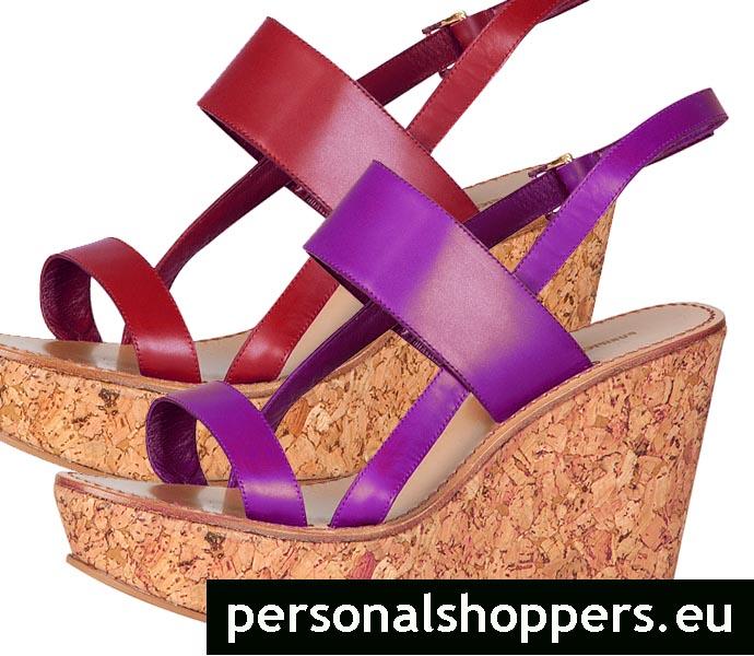 moda verano zapatos