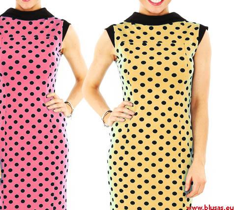 vestidos estampados moda