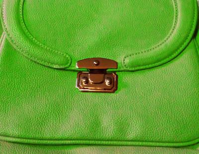 bolsos verde menta