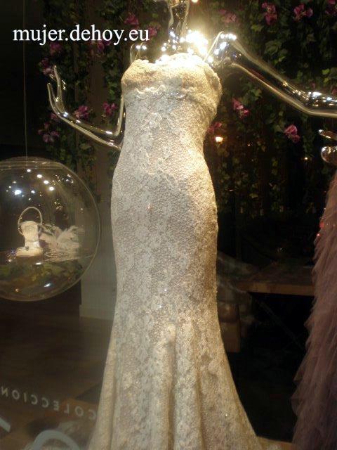 vestidos novia 2012