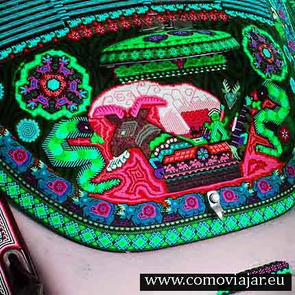 mexico cultura vestidos