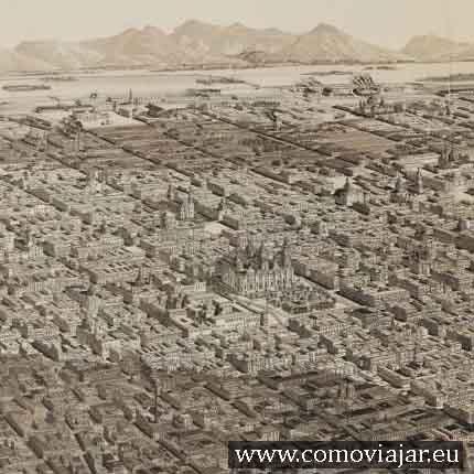 mexico fotos Tenochtitlan