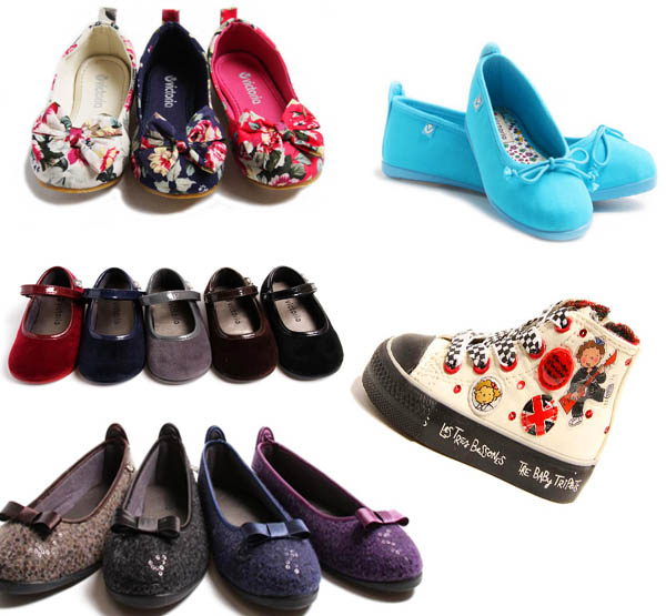 zapatos victoria niños