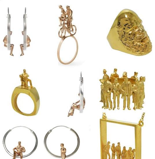 joyas moda oro