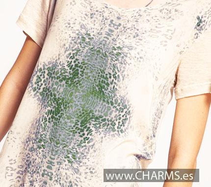 camisetas estampado serpiente